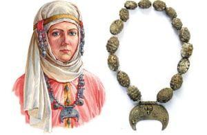 Амулет женской мудрости и плодородия — лунница