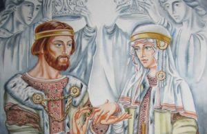 Светлая молитва Небесным покровителям влюбленных Петру и Февронии