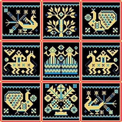 Славянские мужские обереги, значение основных символов