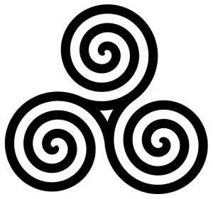 Амулет кельтский узел любви