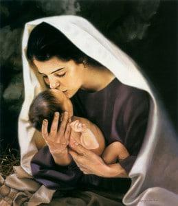 Мать и дитя