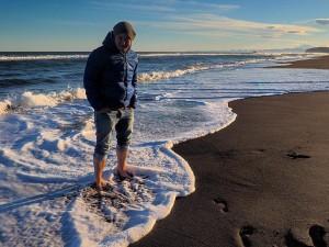 Соленое море