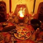 Ритуал по фото