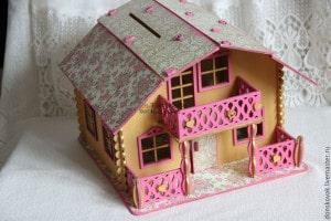 Дом денег