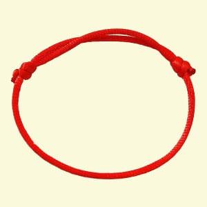 Красная нить браслет