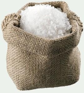 Мешок с солью