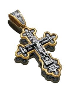 Крест талисман