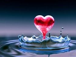 вода и сердце