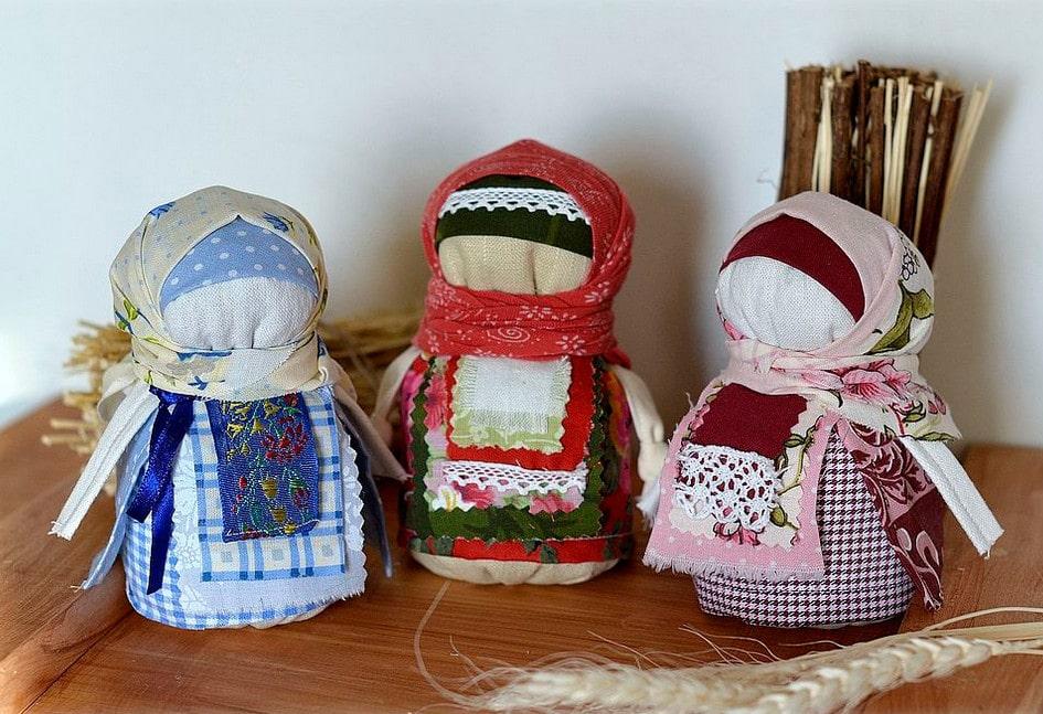 Зерновушки куклы