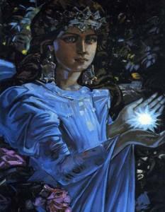 Богиня мара