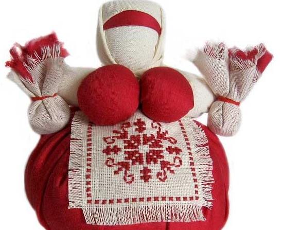Кукла-травница