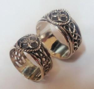 свадебник и кольца