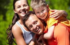 Семья веселая