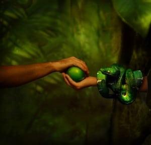 Зеленый грех