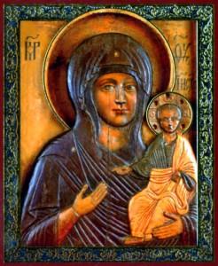 Влахернская икона