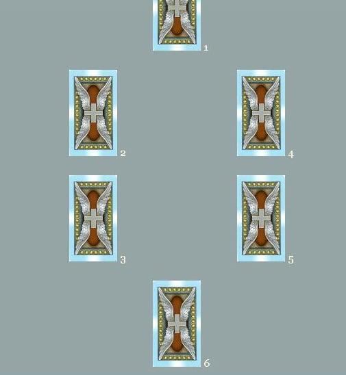 Карточный расклад на любовь