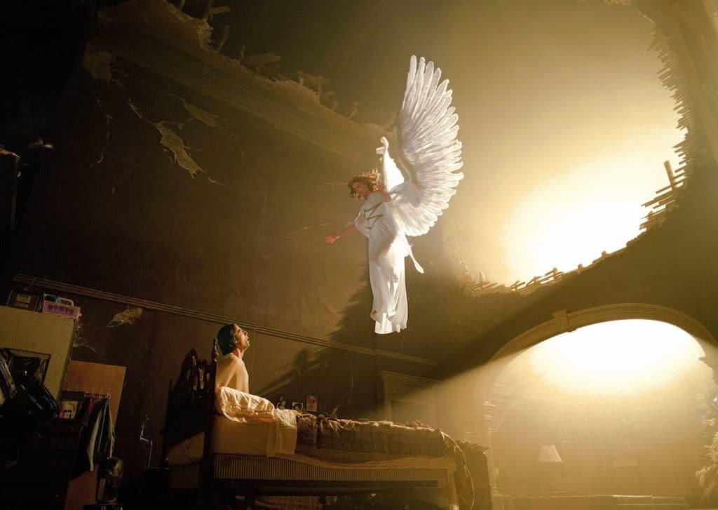 ангел пришел за душой