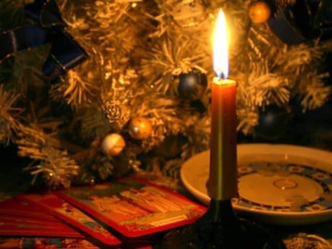 Заговор в Рождество