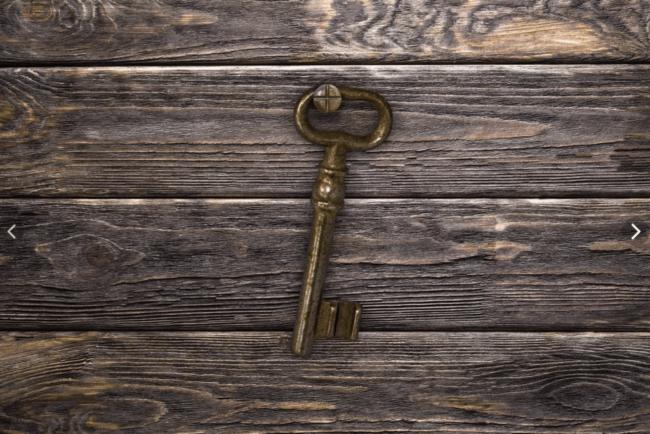 Ключик на тене