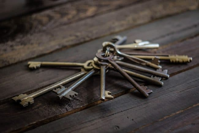 Связка разных ключей